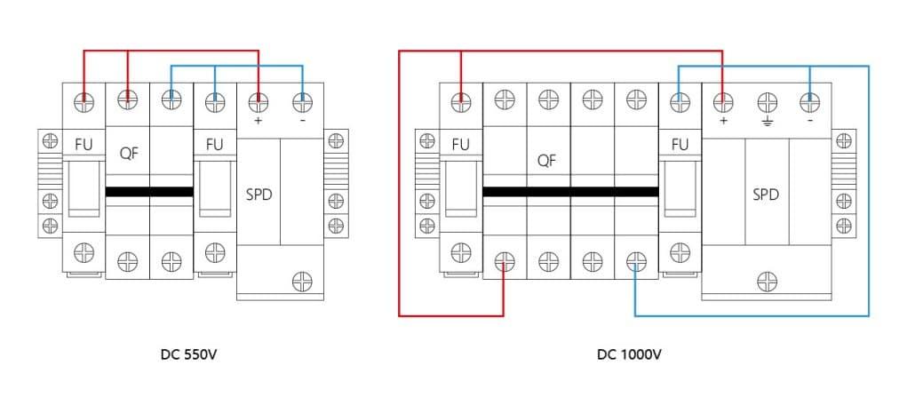 Combiner Box Wiring Diagram1 1