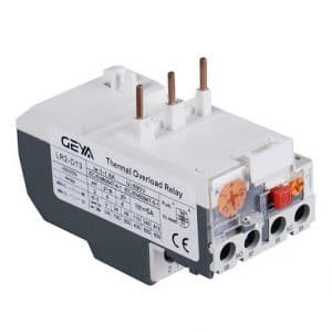 D13 1 1.6A 1 LR2 D thermal overload r
