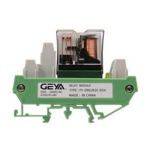 FY 2NG2R2C D24 1 PLC relay module
