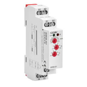 GRI8 01 AC240 2 Current Monitoring Relay