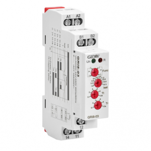 GRI8 03 AC240 2 Current Monitoring Relay