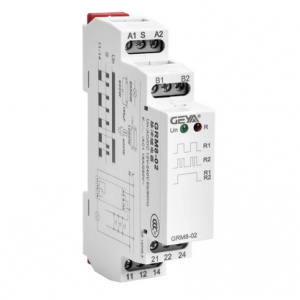 GRM8 02 AD240 2 Memory Latching Relay