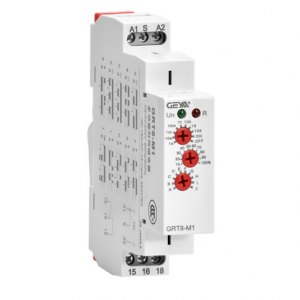 GRT8 M1 AC230 2 3 Multifunction Time Relay
