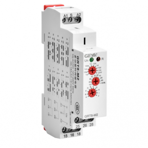 GRT8 M2 AD240 2 Multifunction Time Relay