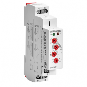 GRV8 01 AC220 2 Single Phase Voltage Monitoring Relay