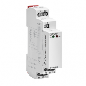 GRV8 03D M460 2 3 Phase Voltage Relay
