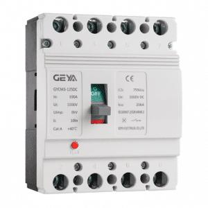 GYCM3 125DC 100A 2 MCCB