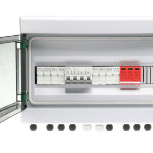 GYPV 4 1 1 combiner box