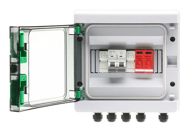 GYPV1 1 1 combiner box
