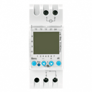 IMG 7648 Digital timer switch THC 810 Weekly Programmable