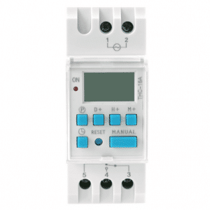 IMG 7661 Digital timer switch THC 15A Programmable Periodic Timer