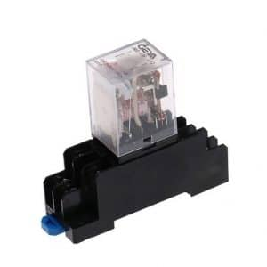 JQX 13F LY2 General Purpose Relay bas
