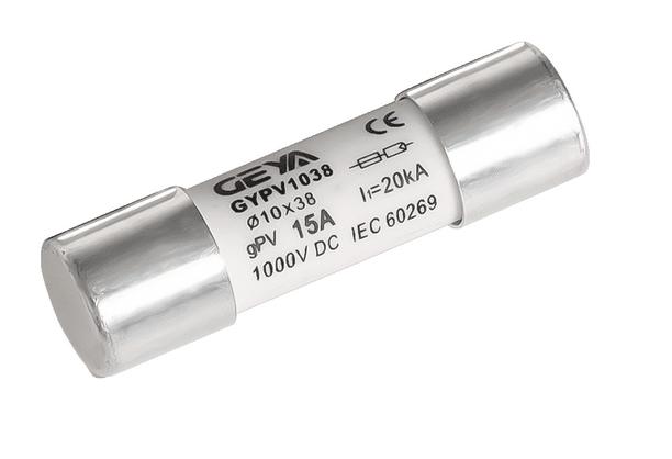 Photovoltaic Fuse GYPV 1038