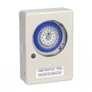 TB35 mechanical timer switch