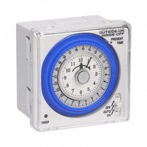 TB37 mechanical timer switch