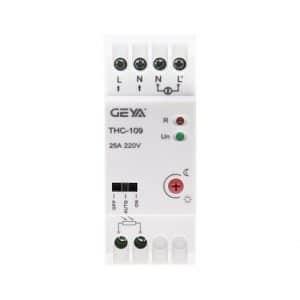 THC 109B 25A 220V 1 复制 Digital timer switch