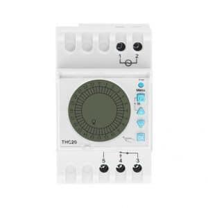 THC 20 1 1C Digital timer switch
