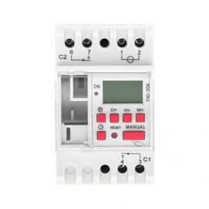 THC 30A 1 2C Digital timer switch