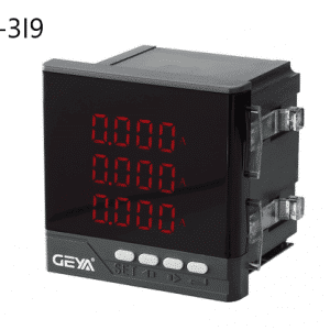 GY7E 3I9 digital display 3P current POWER METER