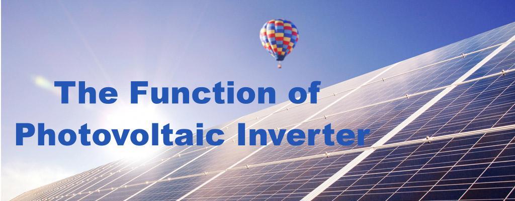 solar inverter banner